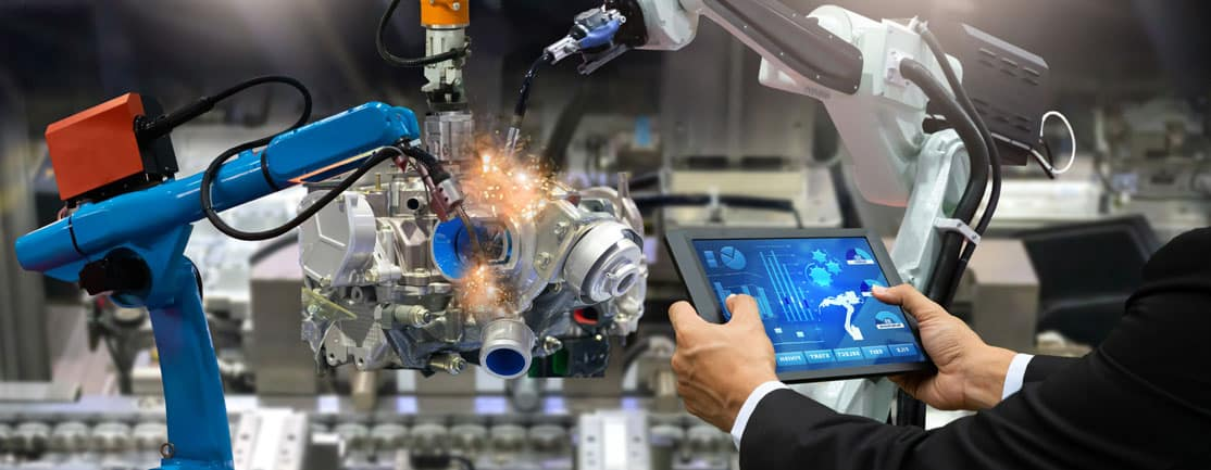 Balancing talent and technology: how leaders are driving 2030 manufacturing competitiveness