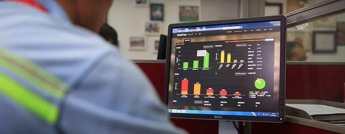 Digital technologies enhancing continuous improvement at Swire