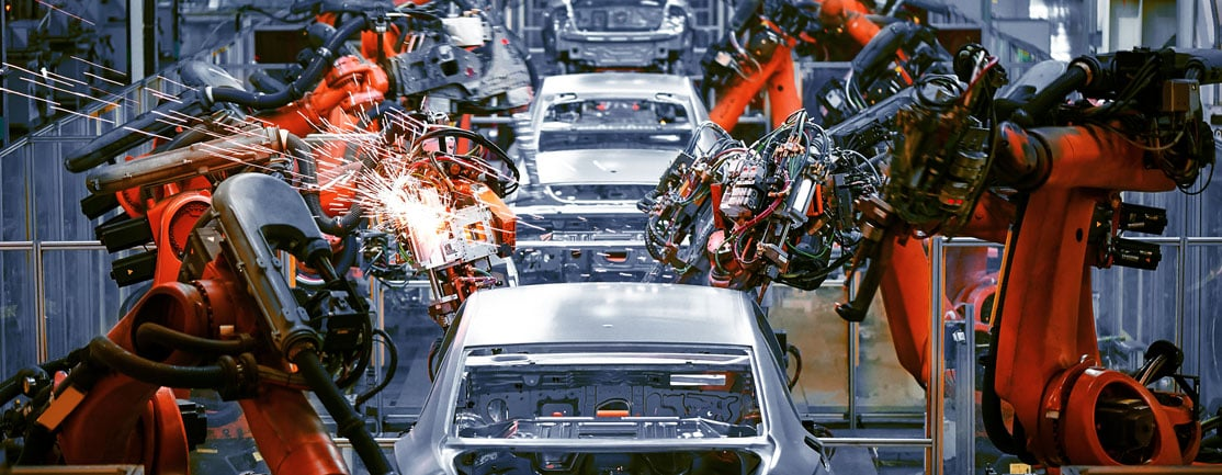 Re-imagining the 2030 manufacturing workplace: way beyond automation