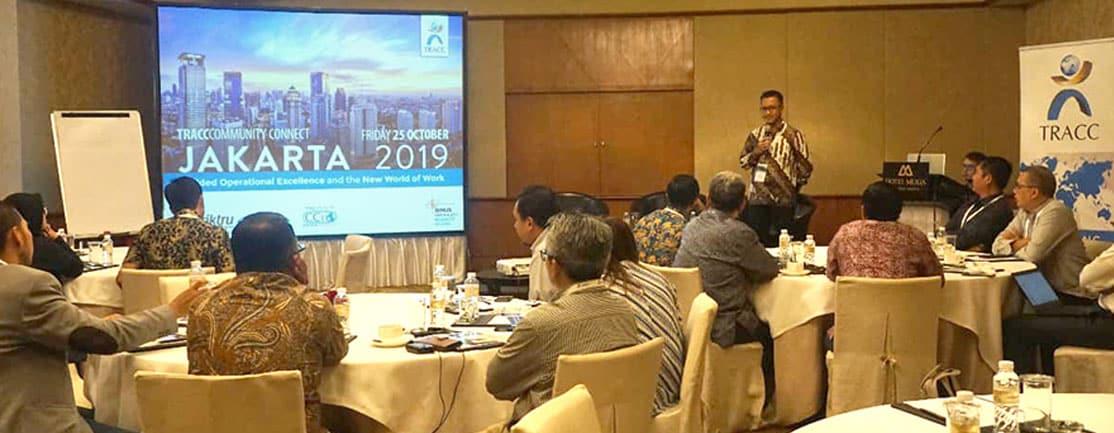TRACC Community Connect: Jakarta 2019