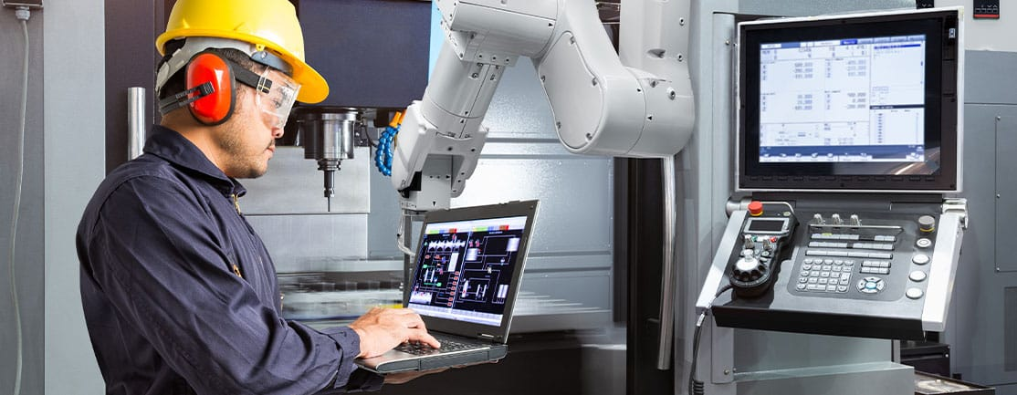 Harnessing data and analytics to fast-track the future factory